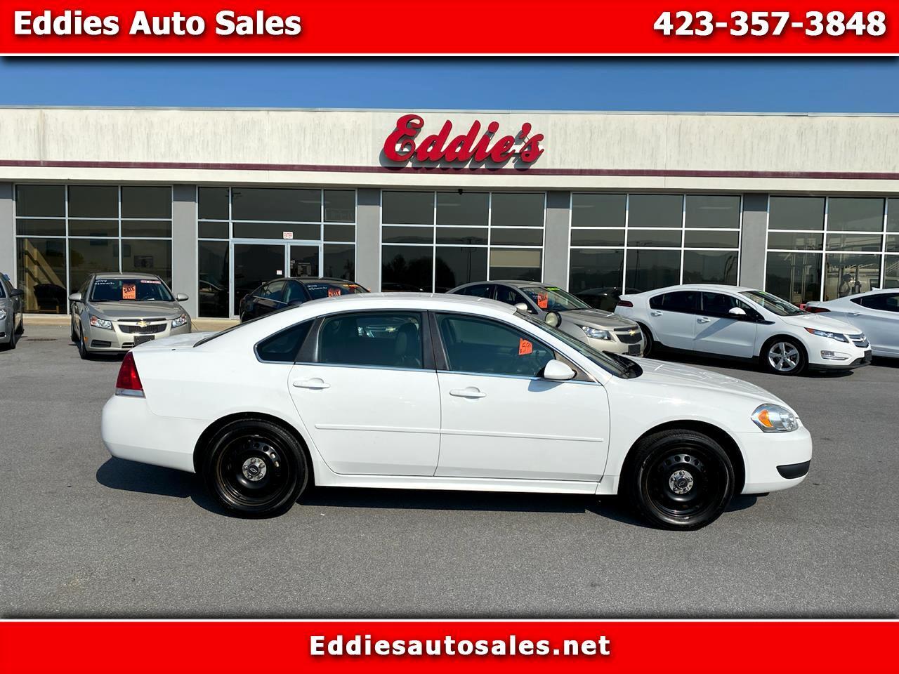 Chevrolet Impala Limited  2014
