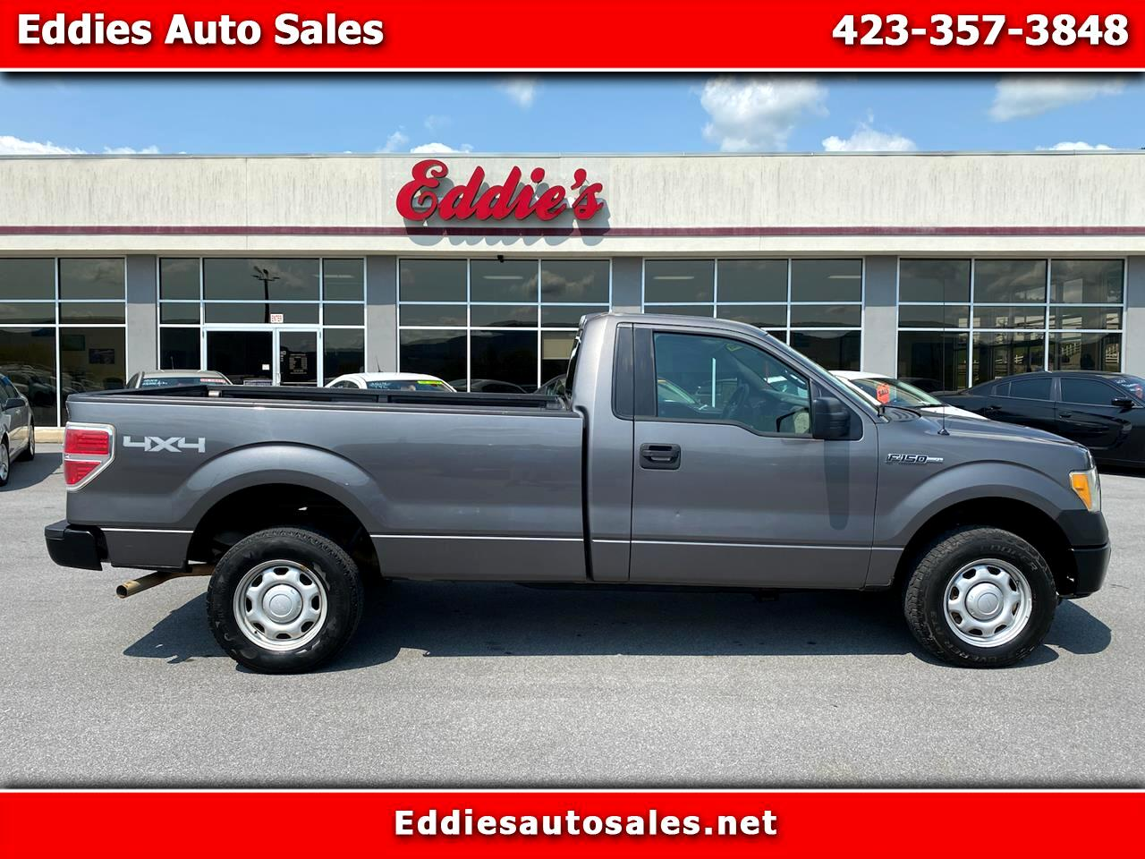 Ford F150 STX 6.5-ft. Bed 4WD 2010