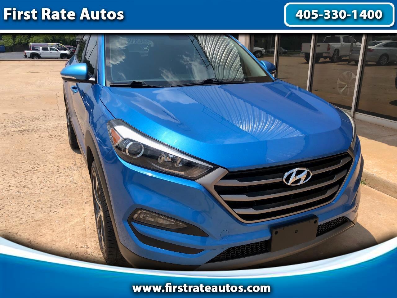 2016 Hyundai Tucson AWD 4dr Sport