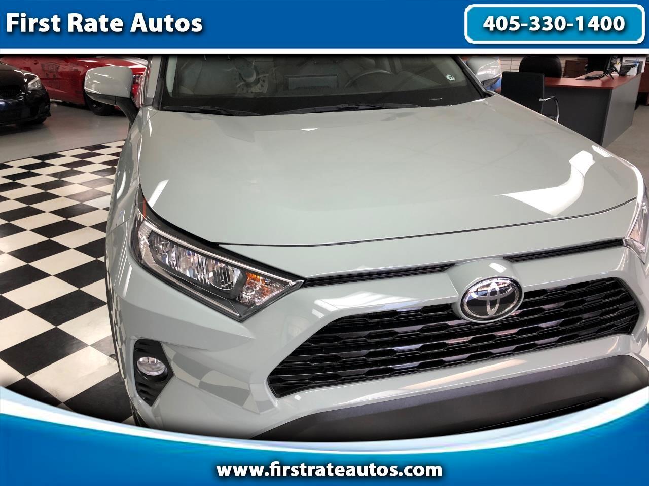 2020 Toyota RAV4 XLE Premium FWD (Natl)