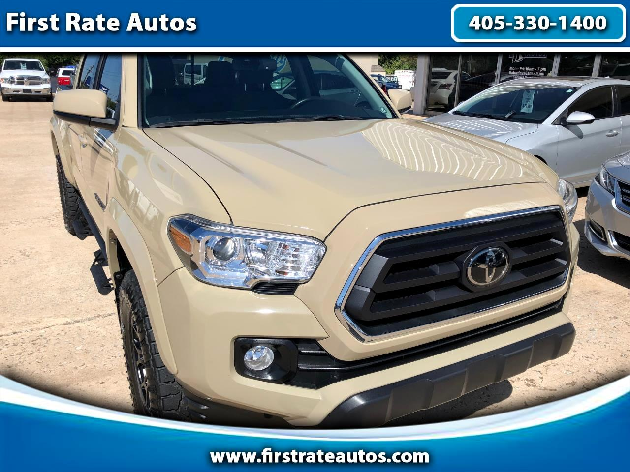 2020 Toyota Tacoma 2WD TRD Off Road Double Cab 5' Bed V6 AT (Natl)