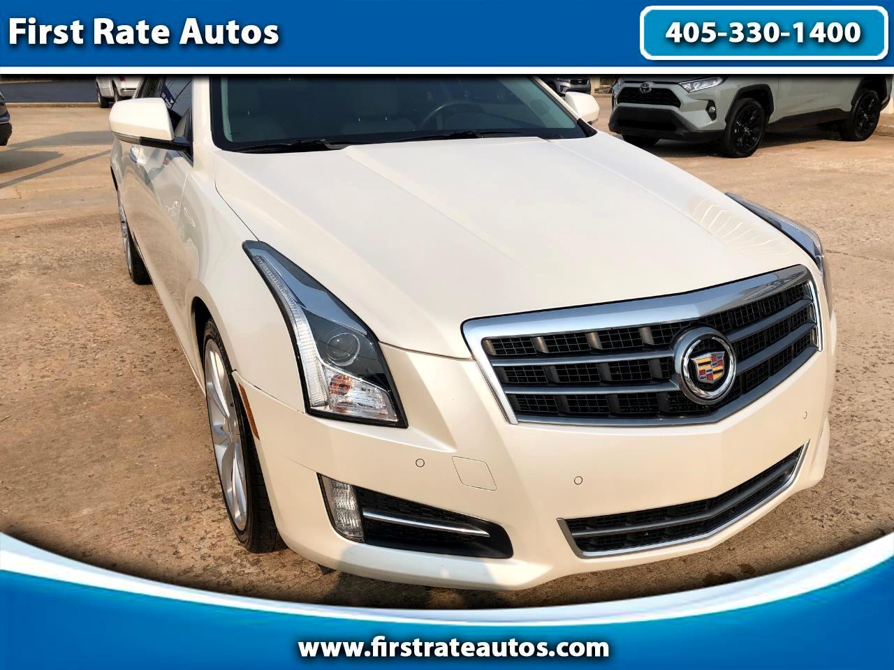 2014 Cadillac ATS 4dr Sdn 3.6L Performance RWD