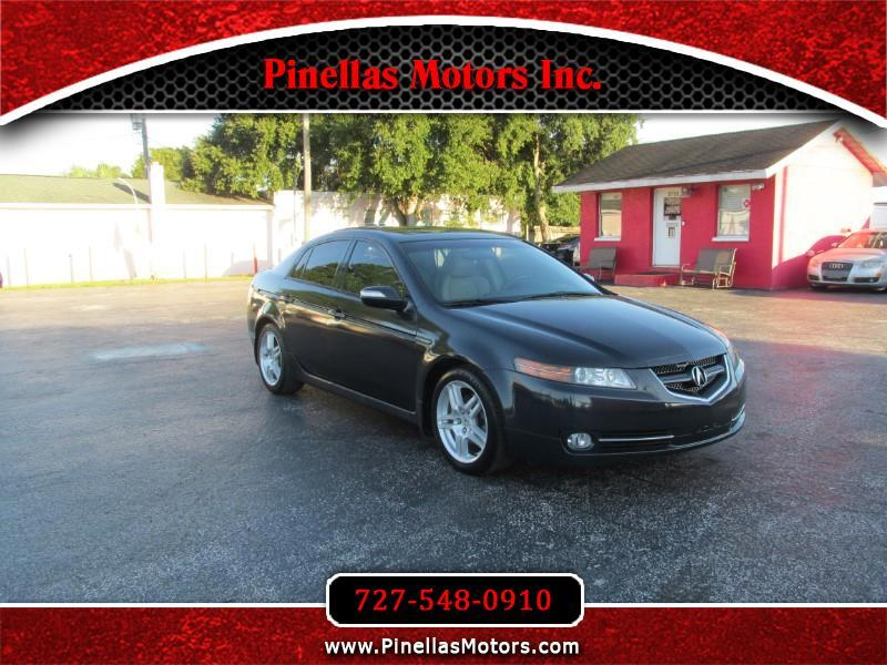 2007 Acura TL 4dr Sdn 3.2L w/Navigation System