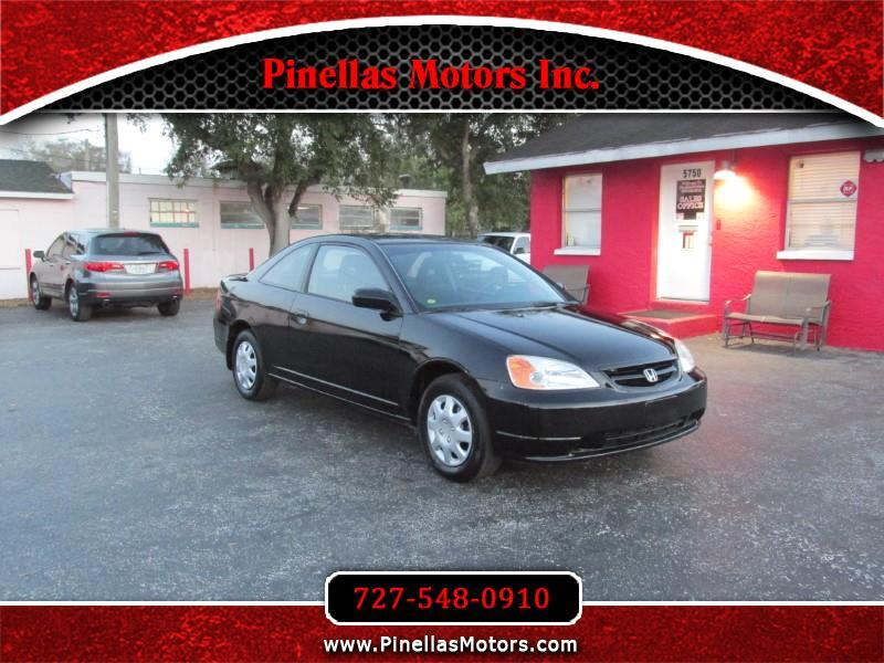 2003 Honda Civic LX Coupe AT