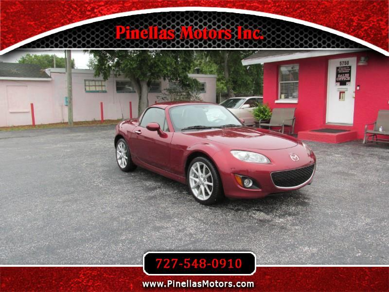 Mazda MX-5 Miata Grand Touring Power Retractable Hardtop 2010