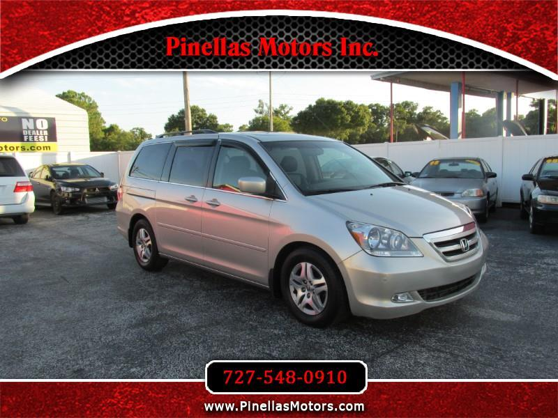 Honda Odyssey Touring w/ Nav System and DVD 2007