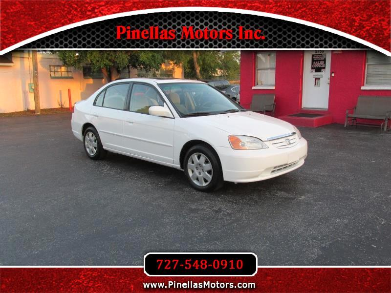 Honda Civic EX sedan 2002