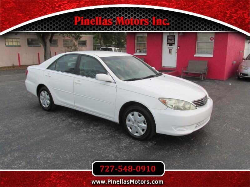 Toyota Camry LE 2005