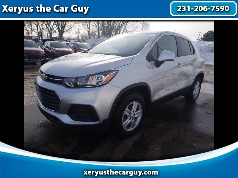 Used 2019 Chevrolet Trax Ls Awd For Sale In Grand Rapids Mi 49512 Xeryus The Car Guy