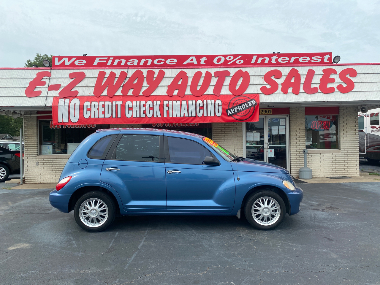 Chrysler PT Cruiser 4dr Wgn 2007