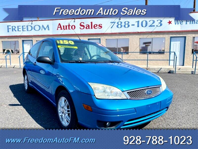 Ford Focus ZX3 SE 2007