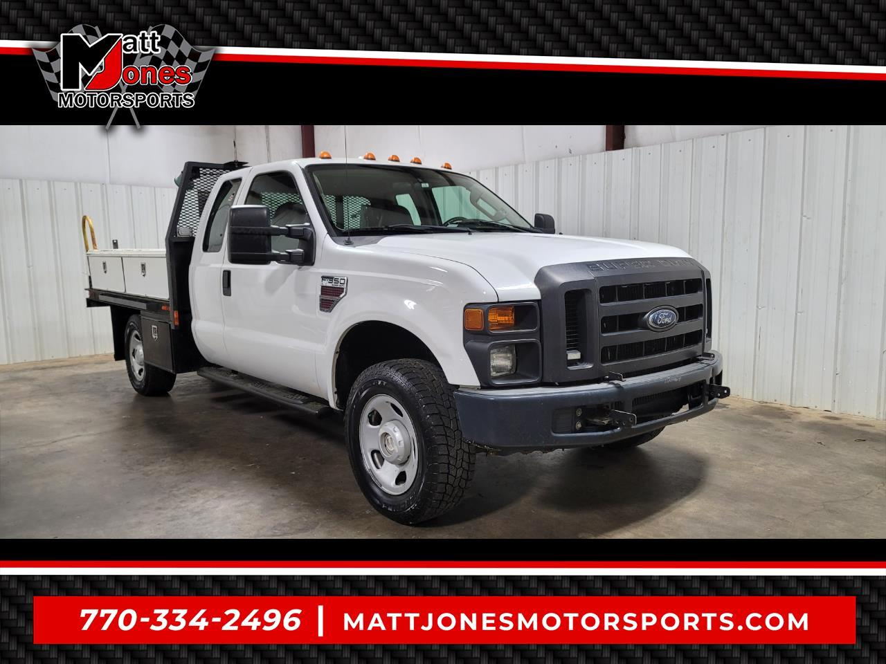 "2009 Ford Super Duty F-350 SRW 2WD Crew Cab 156"" XL"
