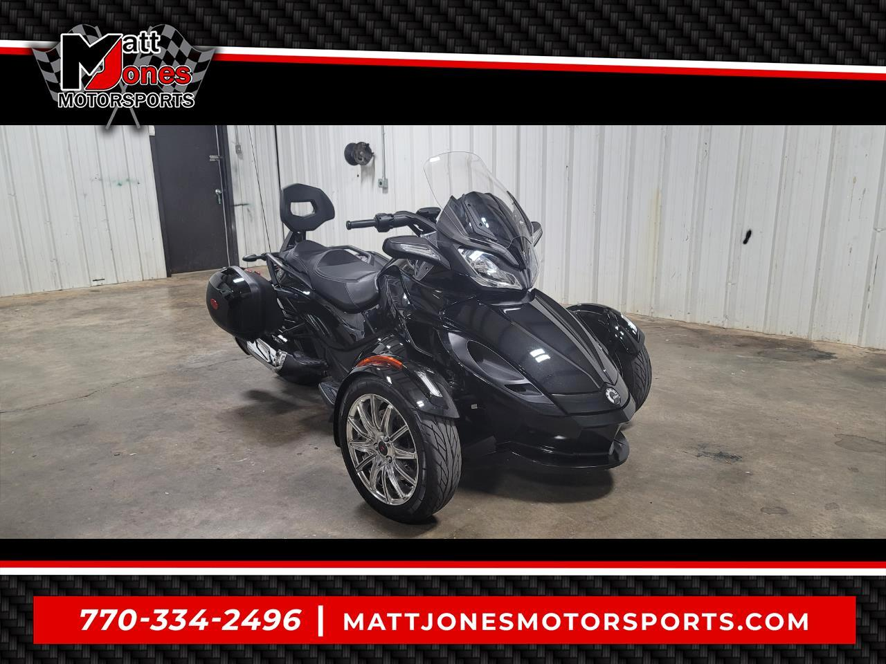 2015 Can-Am Spyder ST/STS/ST Limited