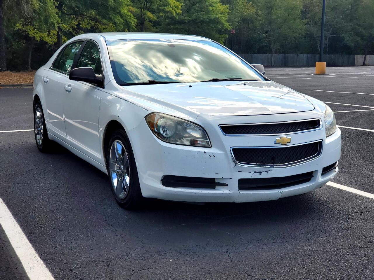 Chevrolet Malibu 4dr Sdn LS w/1FL 2012