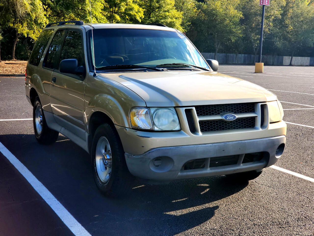 "Ford Explorer Sport 2dr 102"" WB XLT Premium 2003"