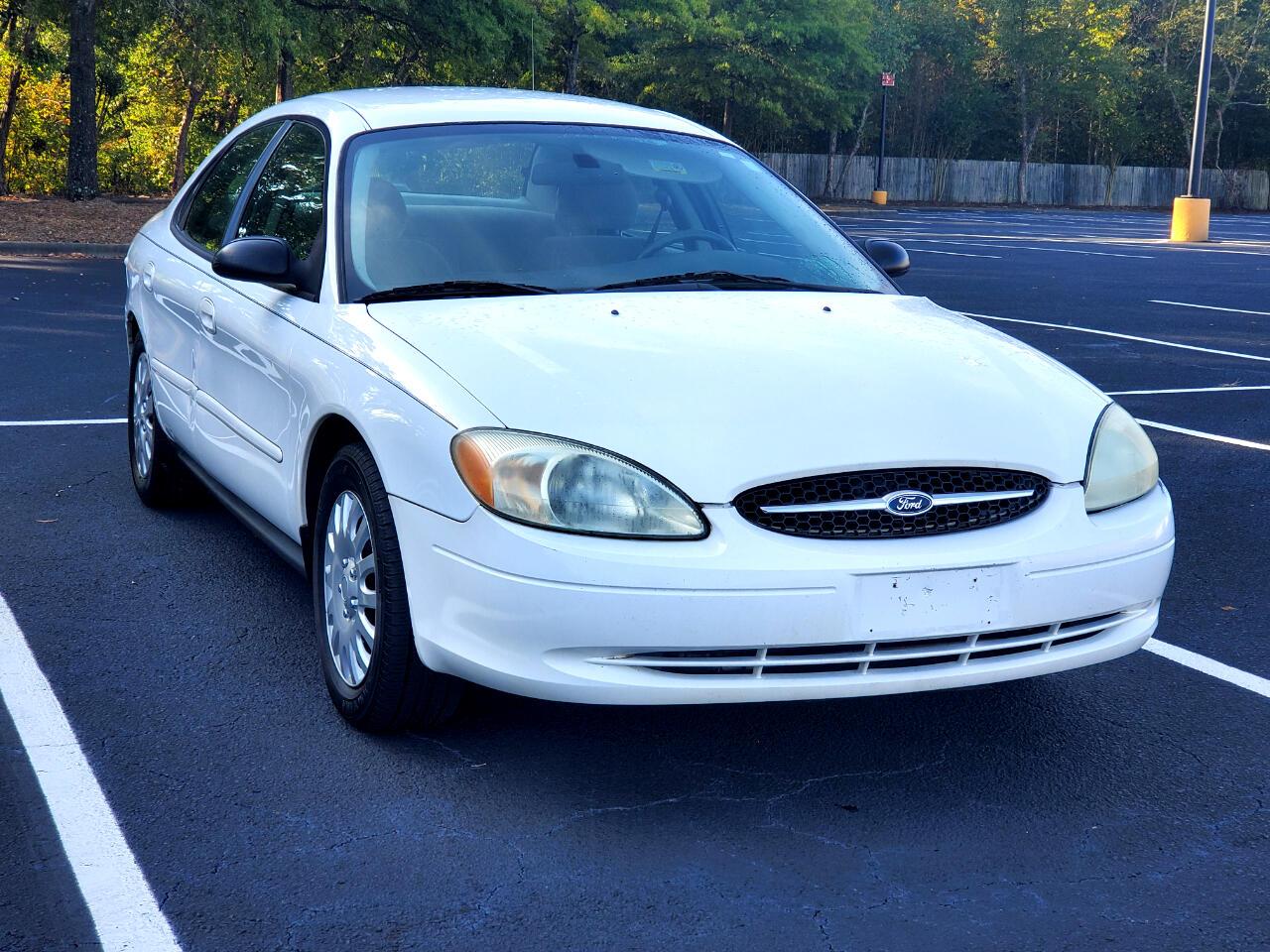 Ford Taurus 4dr Sdn LX Standard 2003