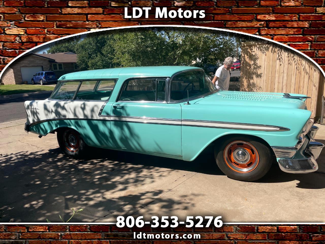Chevrolet Nomad Base 1956