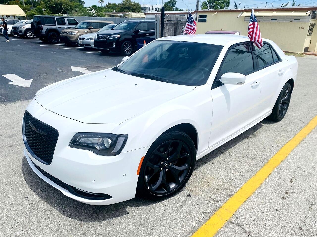 2021 Chrysler 300 300S RWD