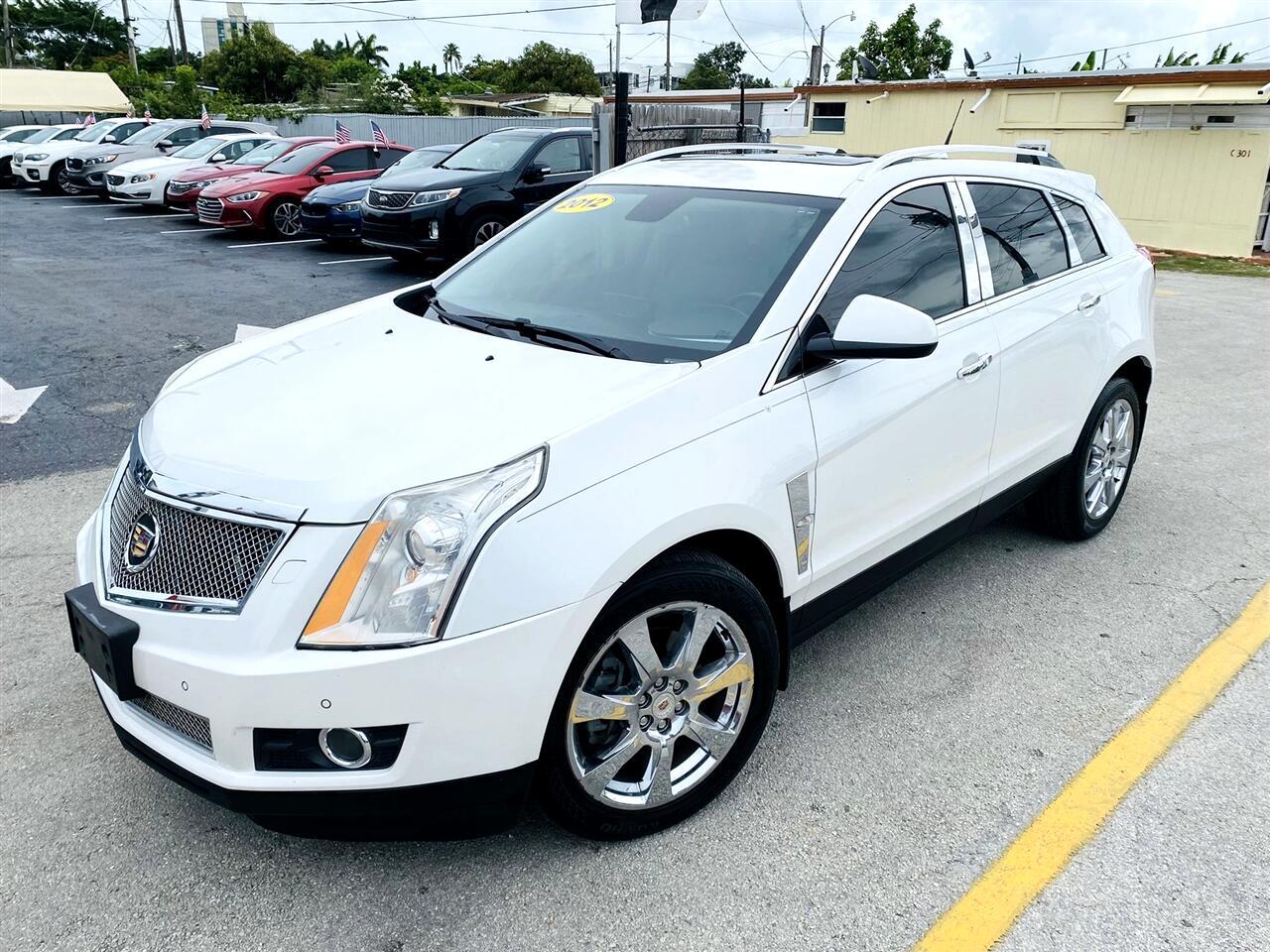 2012 Cadillac SRX FWD 4dr Premium Collection