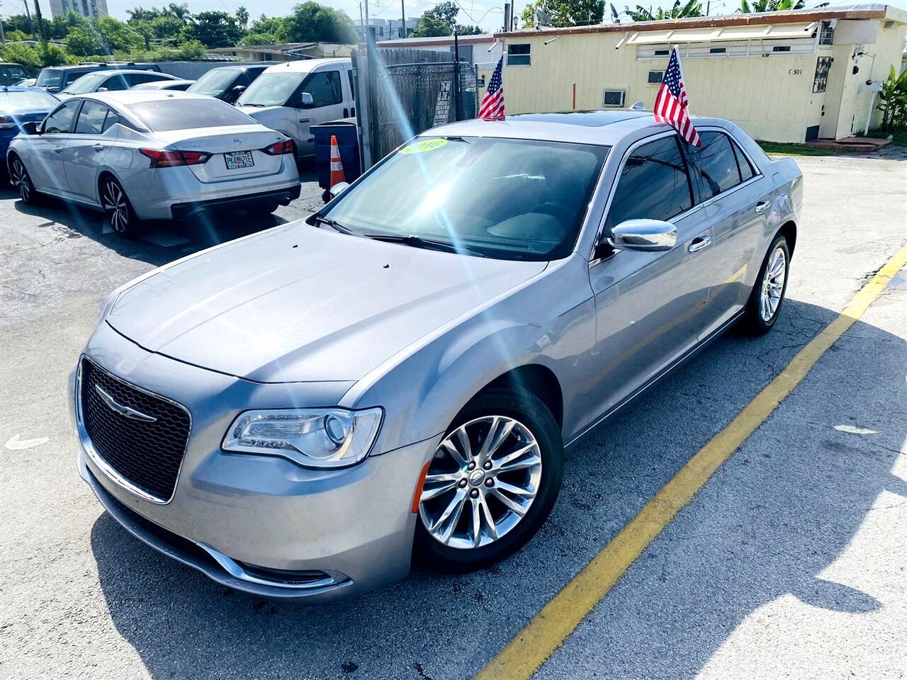 2016 Chrysler 300 4dr Sdn 300C RWD