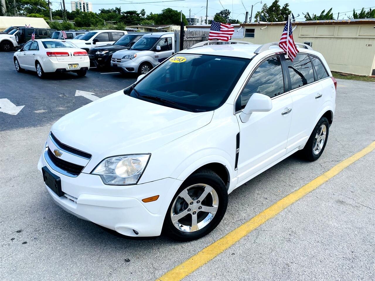 2013 Chevrolet Captiva Sport Fleet FWD 4dr LT
