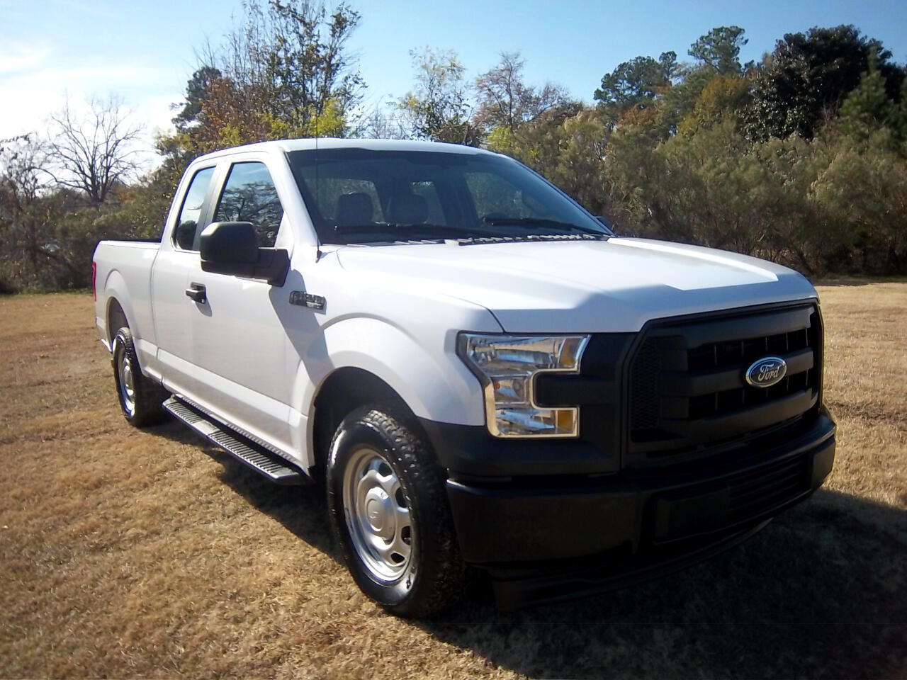 Ford F-150 XL SuperCab 4WD 2017