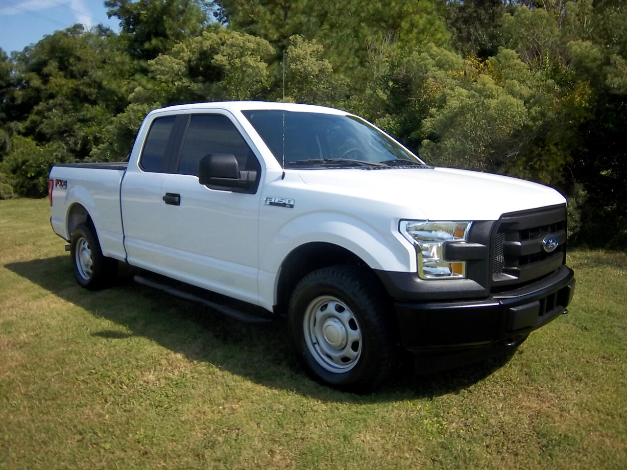 Ford F-150 FX4 SuperCab 4WD 2017