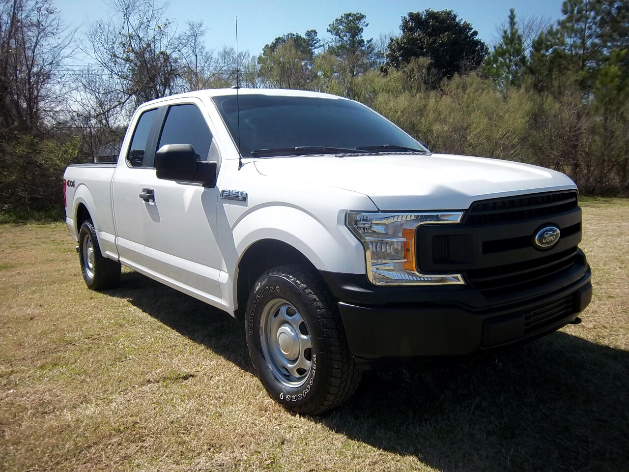 Ford F-150 XL SuperCab 4WD 2018