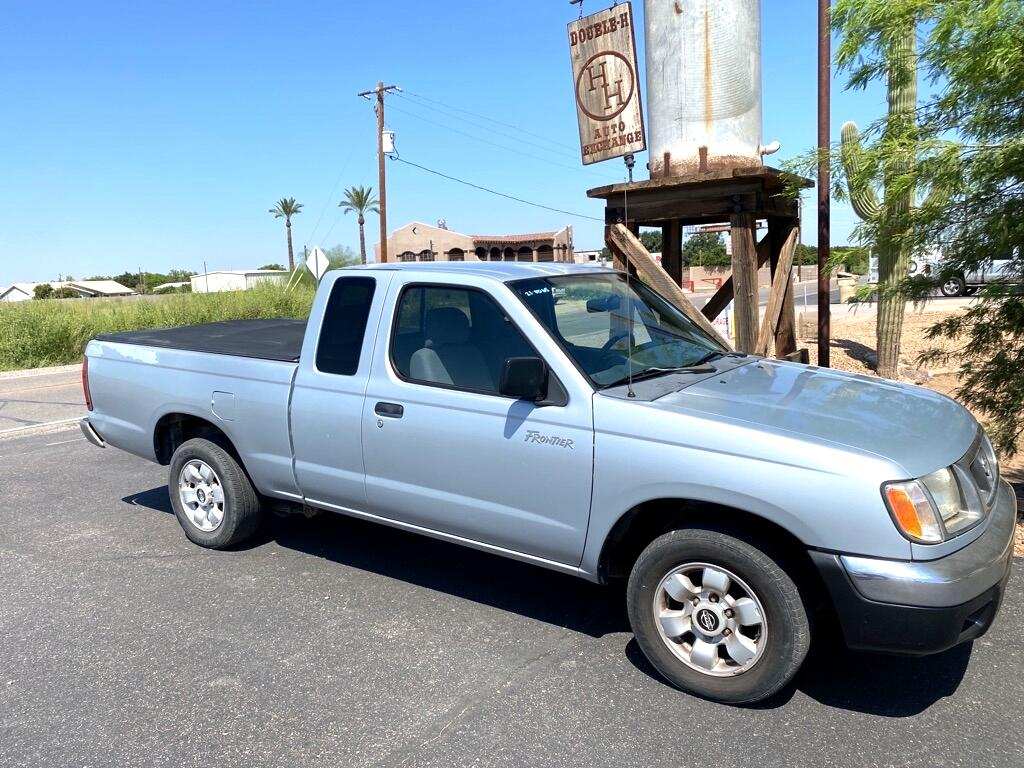 2000 Nissan Frontier 2WD KING CAB XE