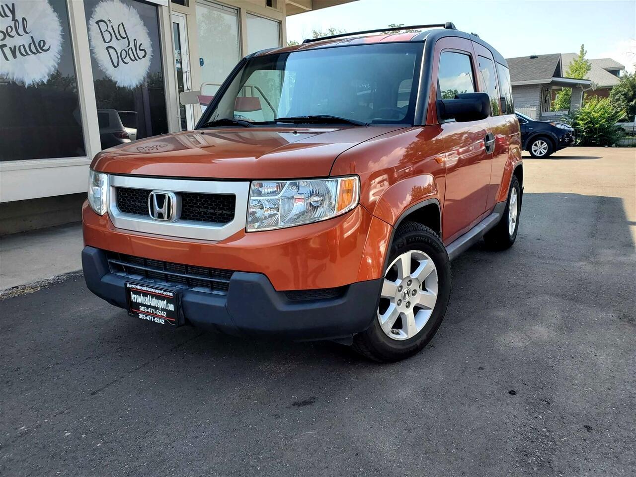 Honda Element EX 4WD AT 2009