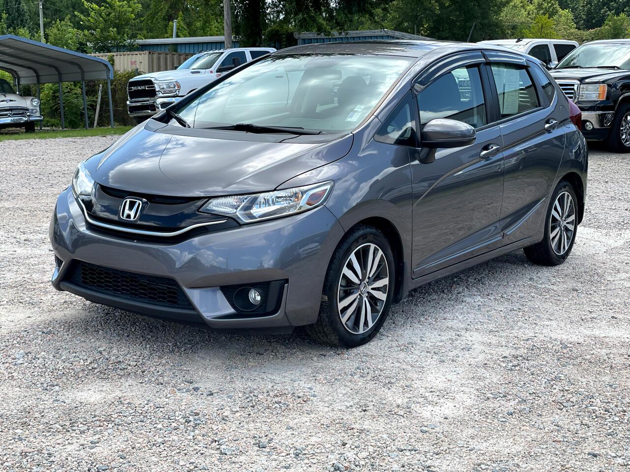 Honda Fit EX CVT 2017