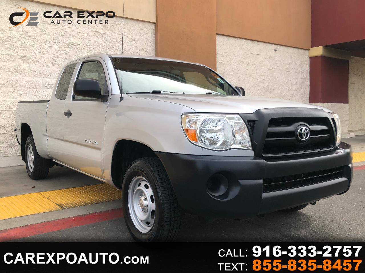 "Toyota Tacoma Access 127"" Manual (Natl) 2005"