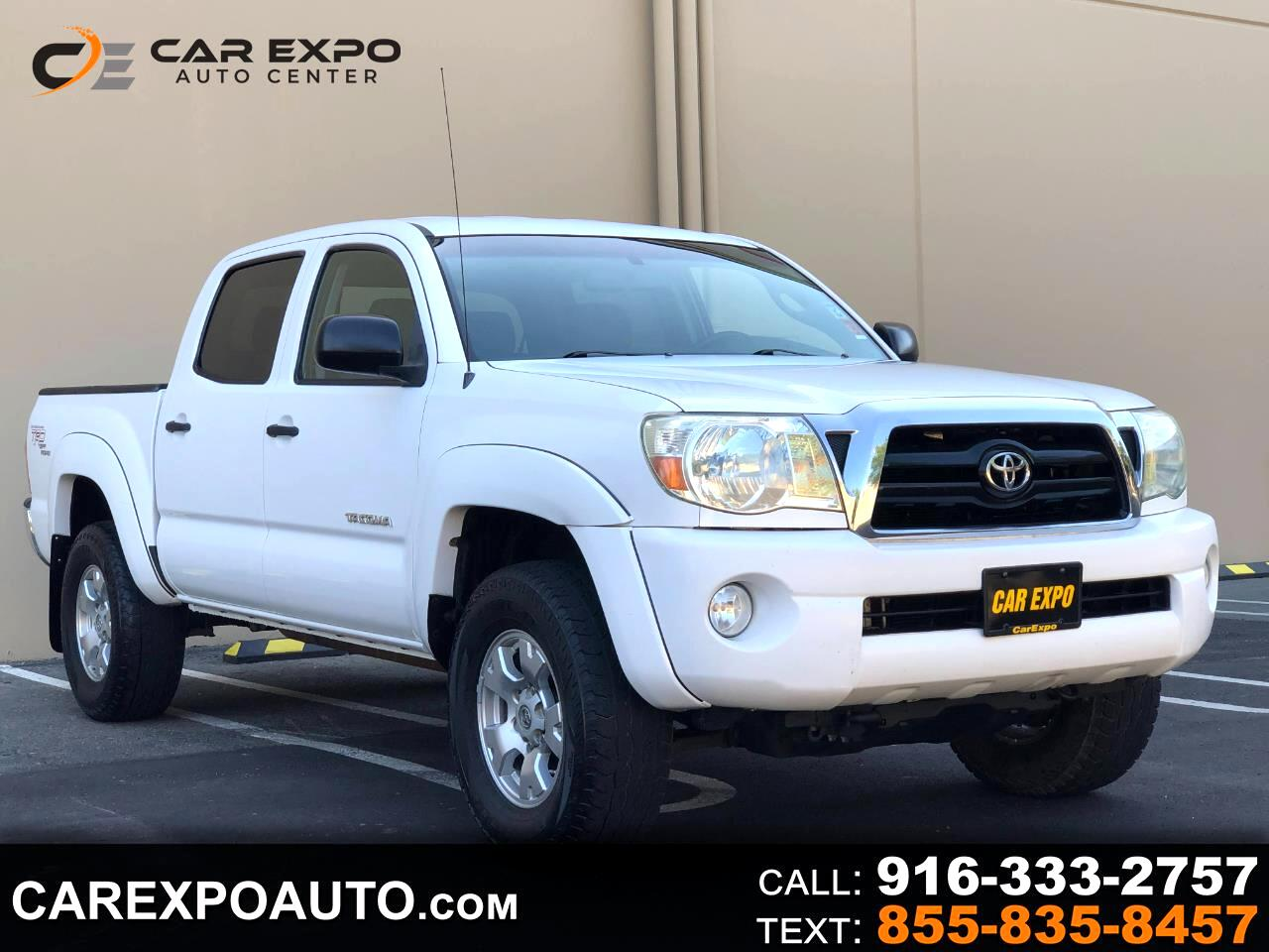 Toyota Tacoma 2WD Double Cab V6 AT TRD Off Road (Natl) 2007