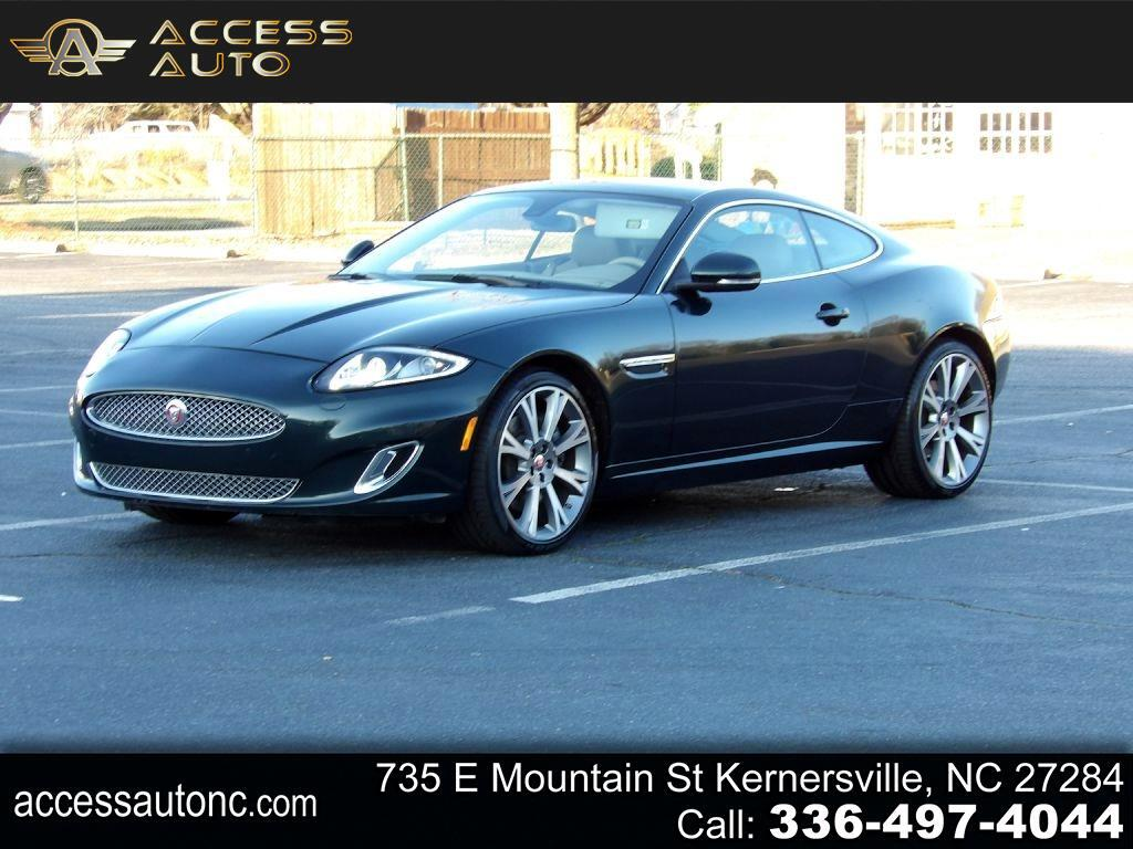 2015 Jaguar XK-Series
