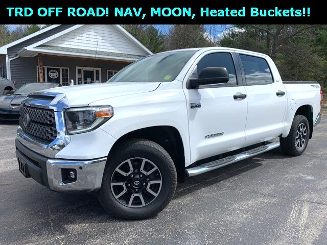 Toyota Tundra 4WD 1794 Edition CrewMax 5.5' Bed 5.7L (Natl) 2018