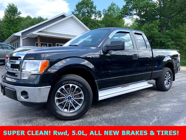 """Ford F-150 2WD SuperCab 145"""" Lariat 2014"""