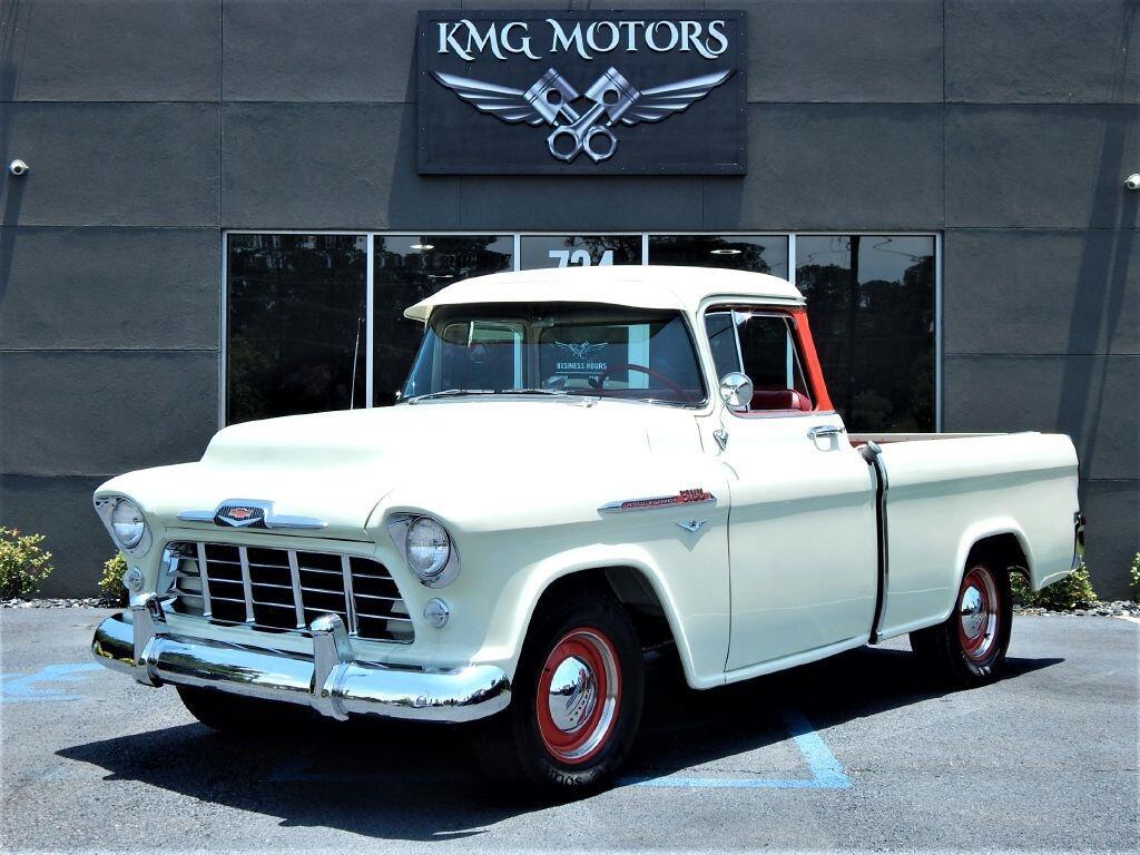 Chevrolet Cameo  1956