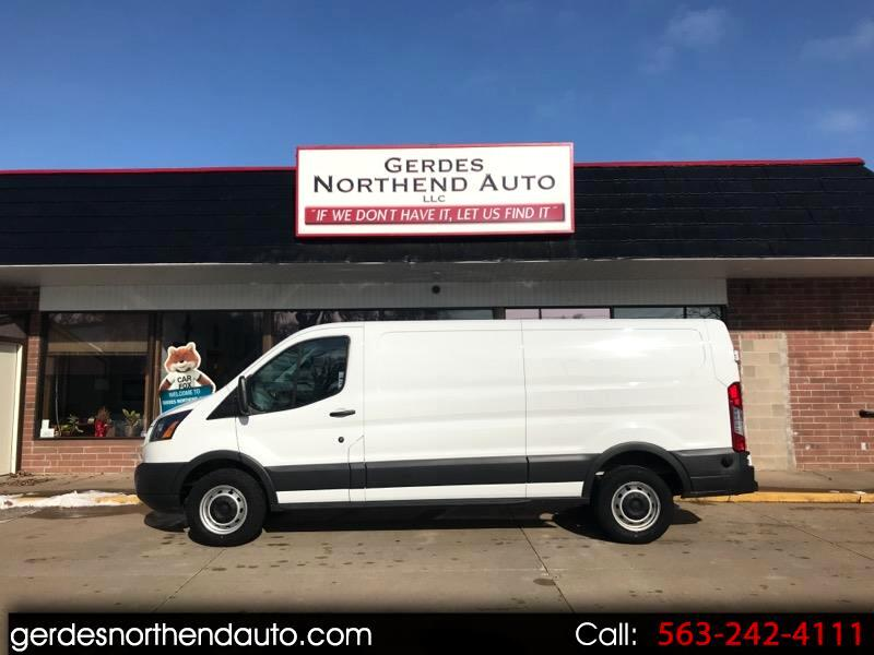 2018 Ford Transit 150 Wagon Low Roof XL 60/40 Pass. 130-in. WB