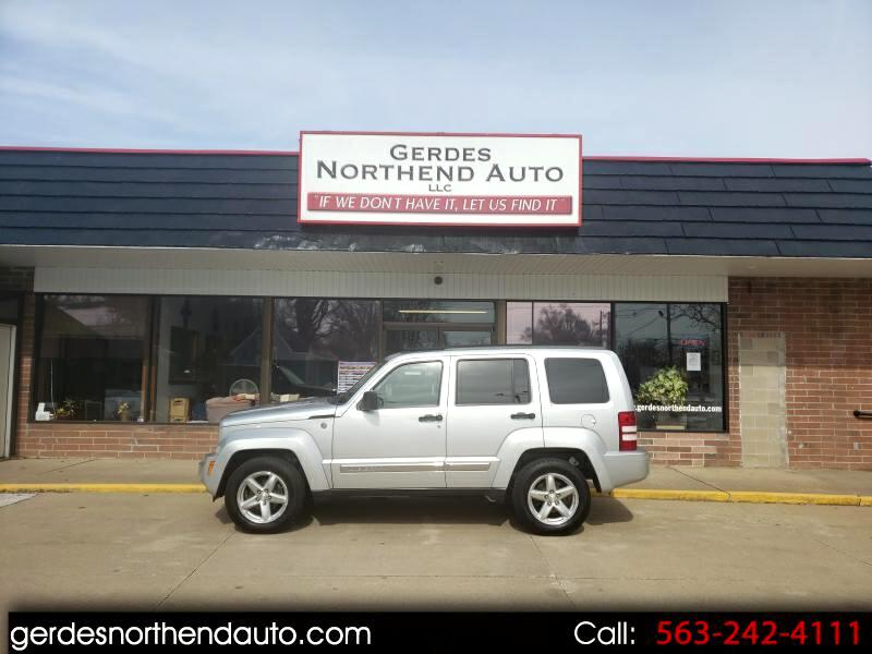 2008 Jeep Liberty 4dr Limited 4WD