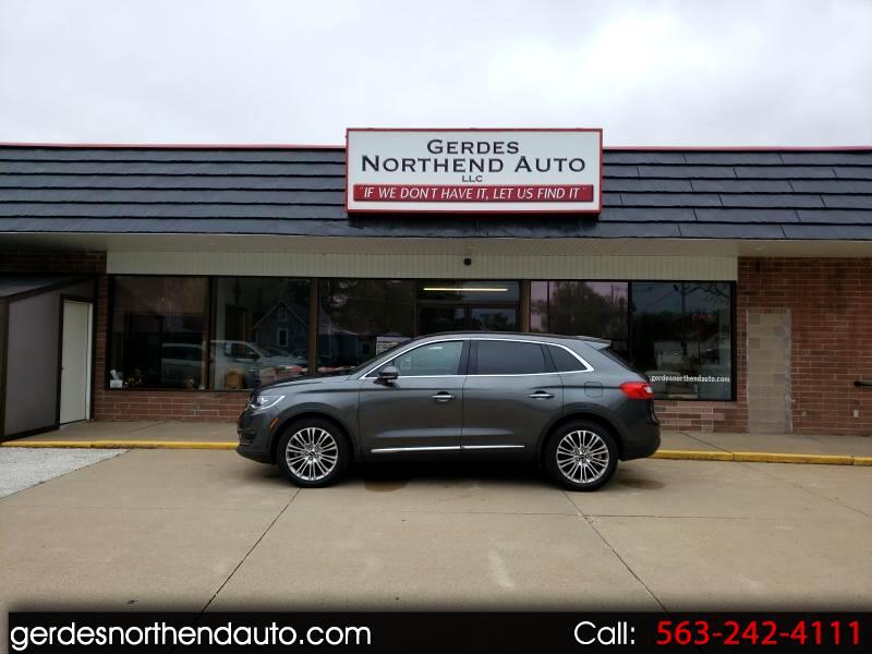 2017 Lincoln Lincoln MKX AWD