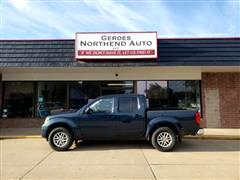 2019 Nissan Frontier 4WD