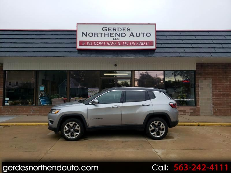 Jeep Compass 4WD 4dr Limited 2019