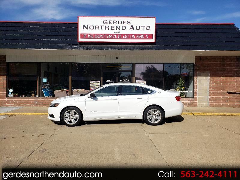 2014 Chevrolet Impala 4dr Sdn LS