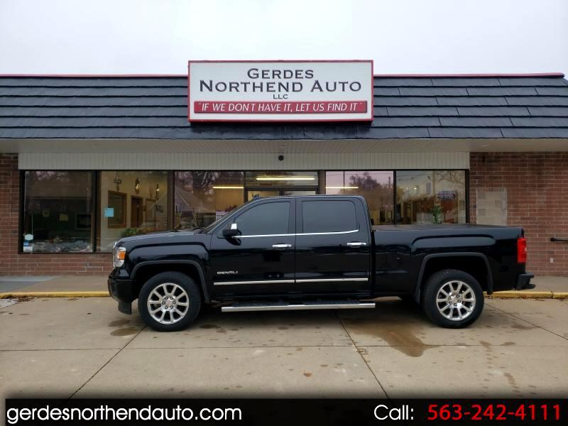 GMC Sierra 1500 Denali Crew Cab Long Box 4WD 2015