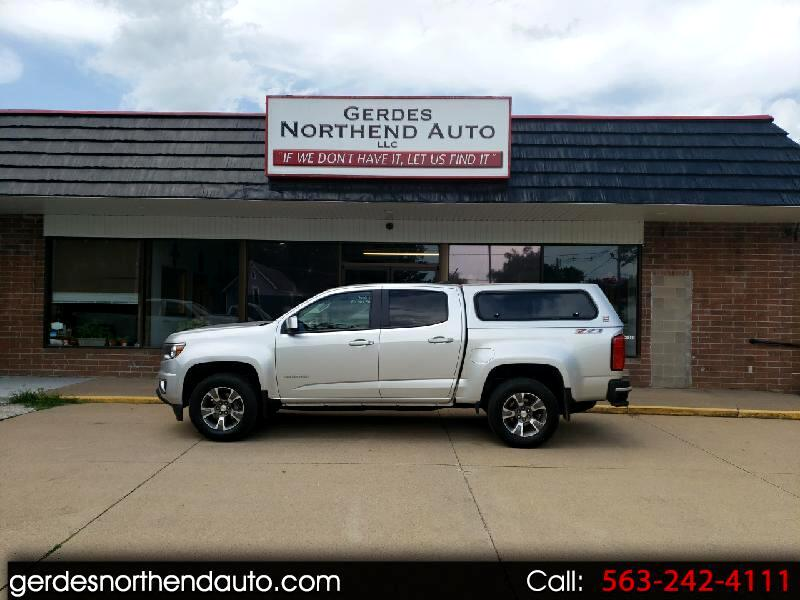 Chevrolet Colorado Z71 Crew Cab 2WD Long Box 2015