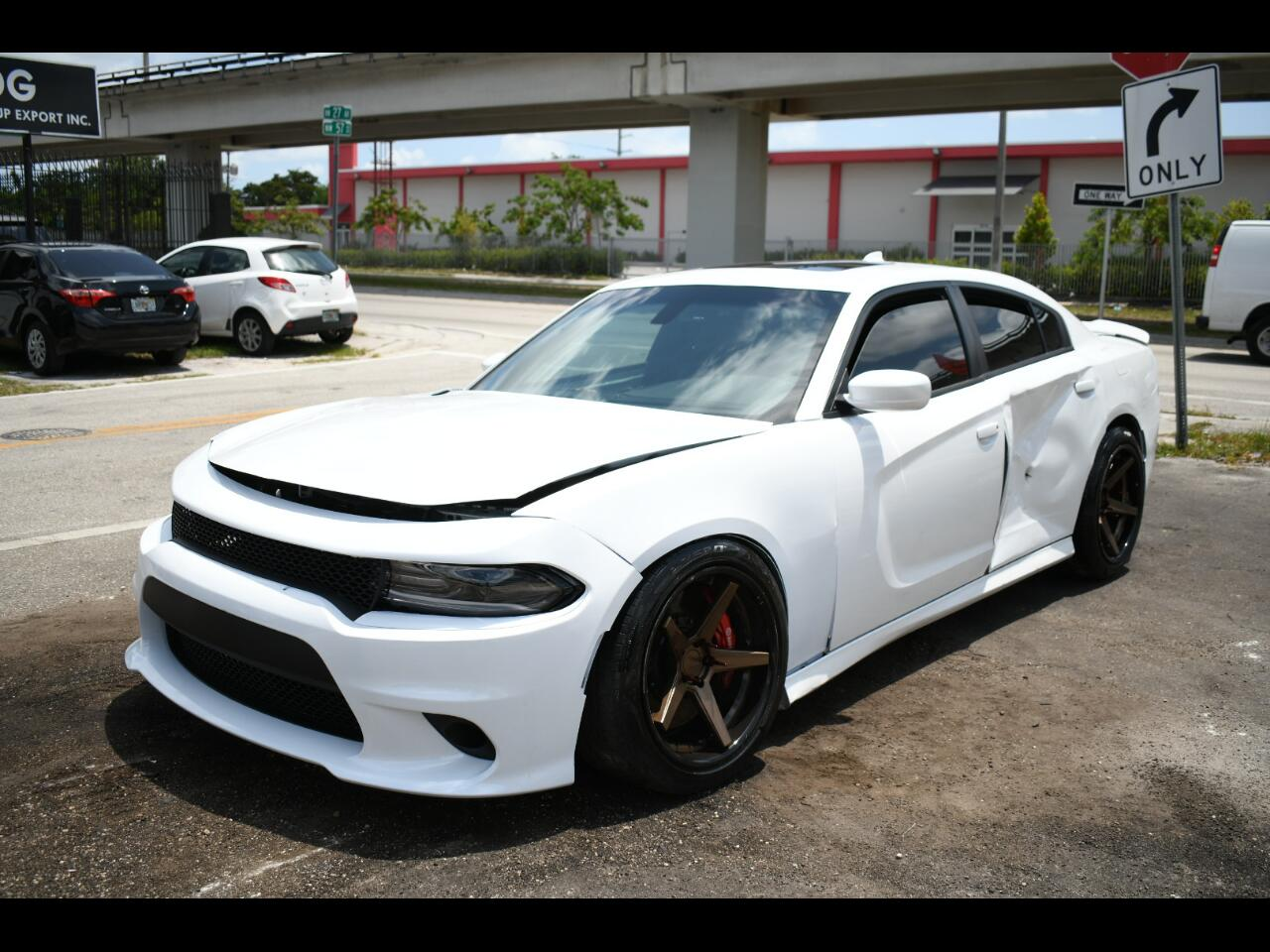 2015 Dodge Charger 392
