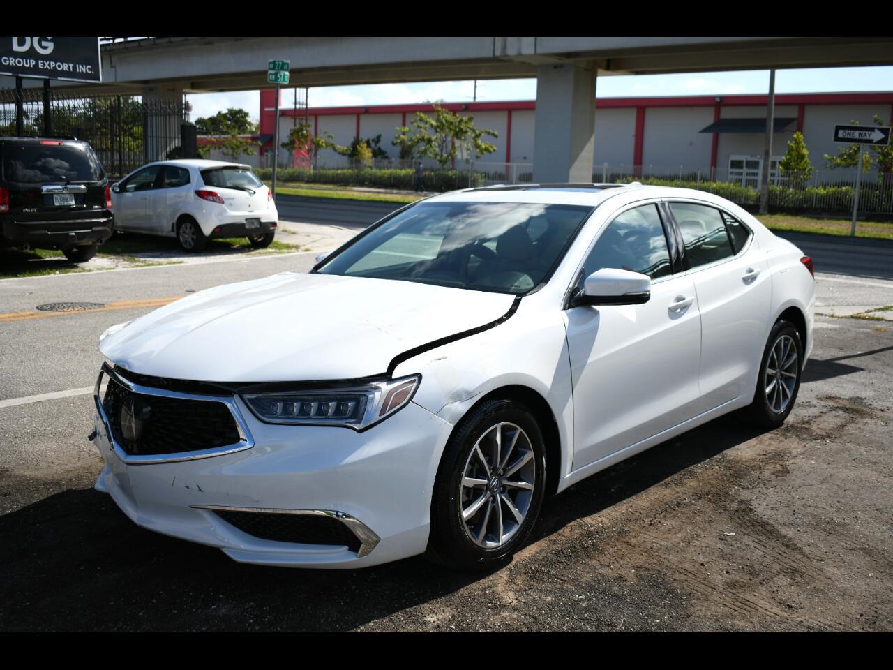 2020 Acura TLX Base 2.4L