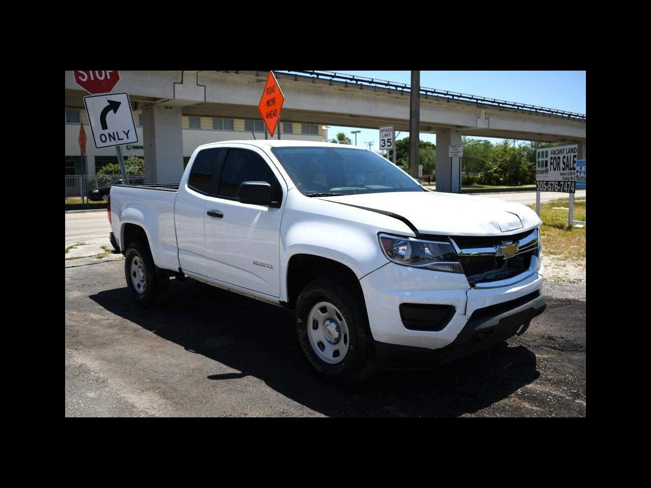 2019 Chevrolet Colorado Work Truck Ext. Cab 2WD