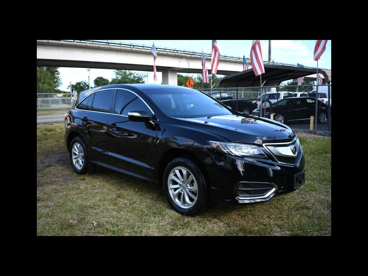 2016 Acura RDX 6-Spd AT w/ Technology Package