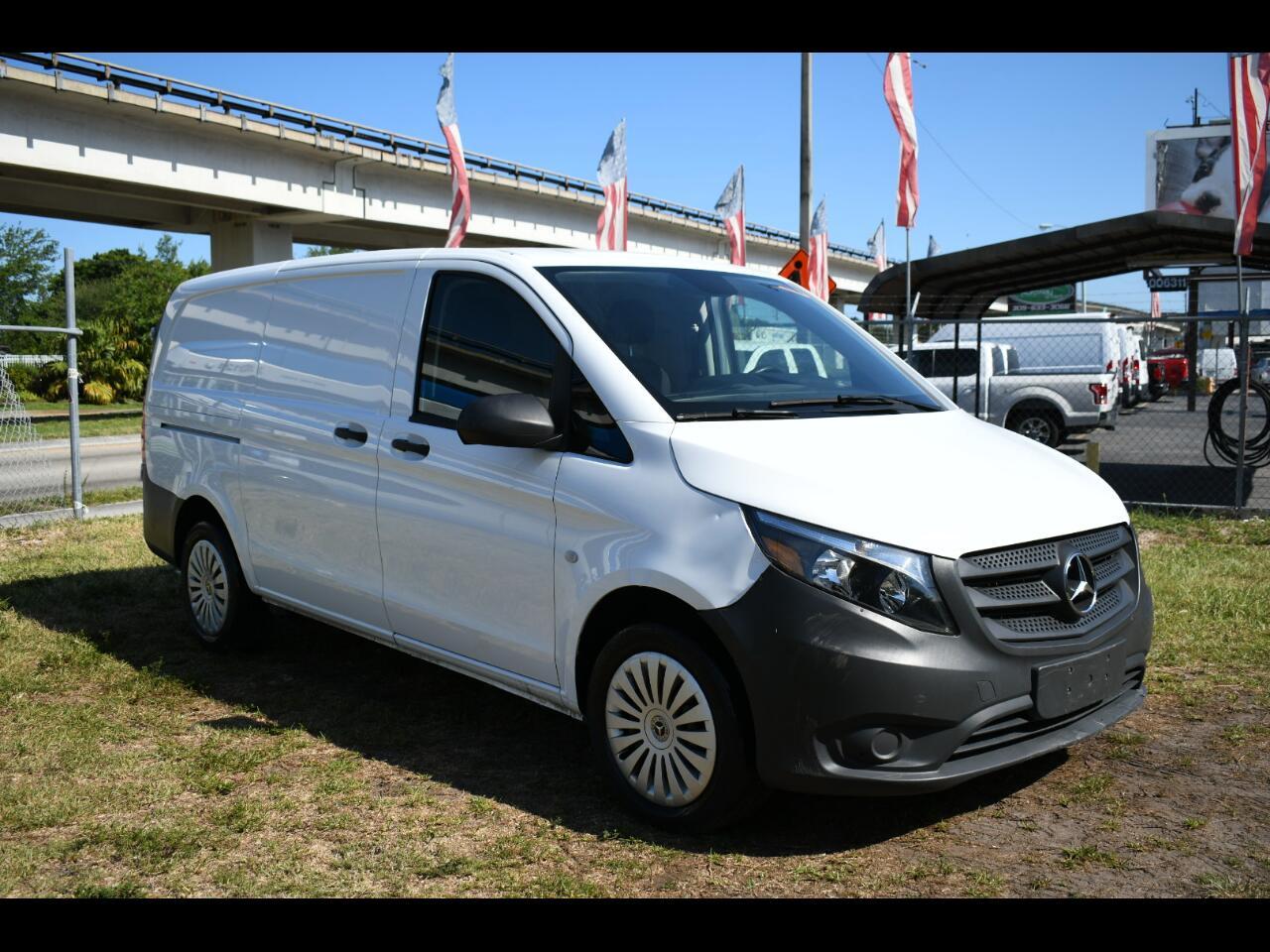 2019 Mercedes-Benz Metris 126 WB Cargo